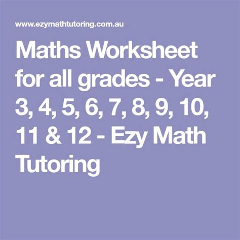 best 25 year 3 maths worksheets ideas on