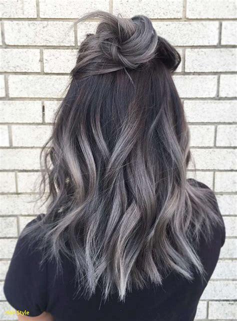 balayage braun grau luxus beste haarfarbe f 252 r graues haar f 228 rben grauf 228 rben