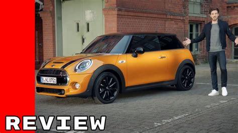 2017 Mini Cooper S Review Youtube