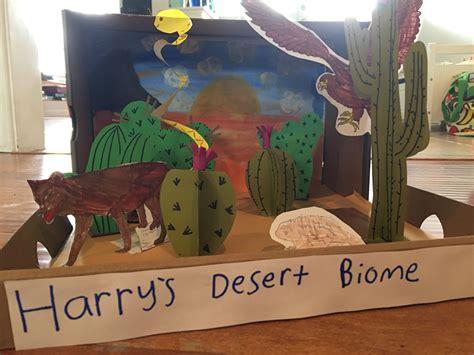 harrys diorama desert biome project biomes project desert biome biomes