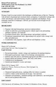 legal assistant resume template best design tips With legal assistant resume