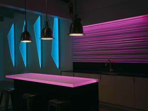 new light technology rgb lighting technology from 3form design milk