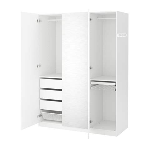 Soft Cabinet Hinges Ikea by Pax Wardrobe Soft Closing Hinge 150x60x201 Cm Ikea