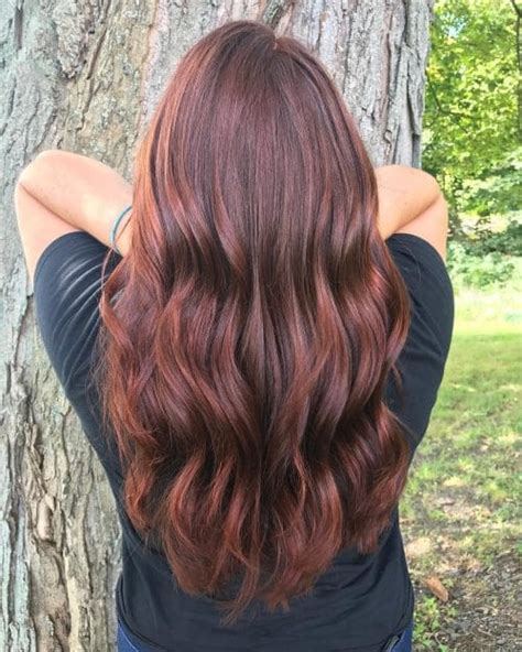 copper hair color shades   skin tone
