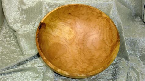 Alaska Spruce Burl Bowl   Ted's Woodshop