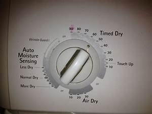 My Kenmore Elite Model 110 76962501 Stopped Producing Hot Air
