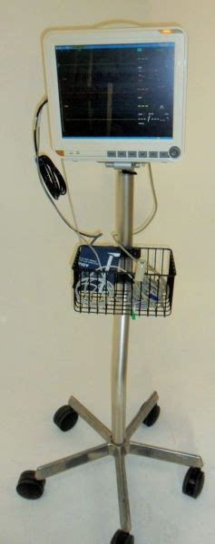 Heart Monitor on Stand | Electronic Monitors and