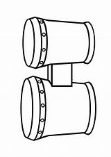 Bongo Drum Coloring Printable Categories Coloringonly sketch template
