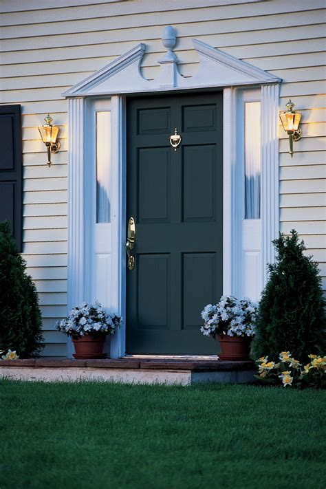 Reasons for Choosing a Front Door Color Different From the ...