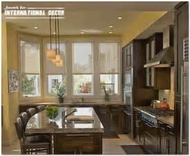 bay window kitchen ideas design kitchen with bay window basic tips