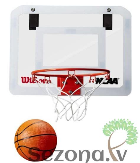 Wilson Komplekts MINI-HOOP, Basketbols, Sezona.lv   sporta ...