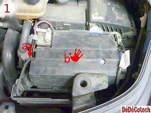 Batterie Renault Trafic : changer la batterie sur renault espace iv tuto ~ Gottalentnigeria.com Avis de Voitures