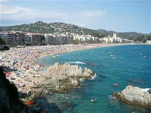 Lloret Del Mar Avis : pour commencer voil une belle vue de la plage principale ~ Melissatoandfro.com Idées de Décoration