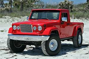 The Long  Illustrious History Of Jeep Pickup Trucks