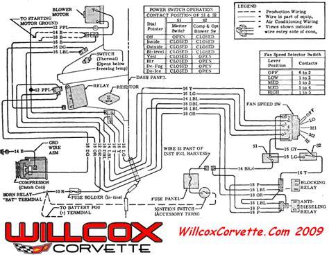 Wiring Diagram Corvette Interior Auto