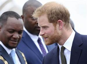 Britain's Prince Harry is in Zambia for 2-day... | Taiwan News