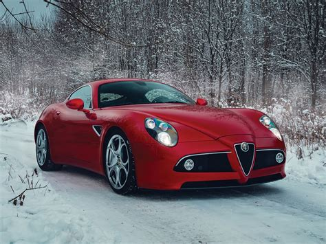 the alfa romeo 8c competizione is a work of automotive art carbuzz