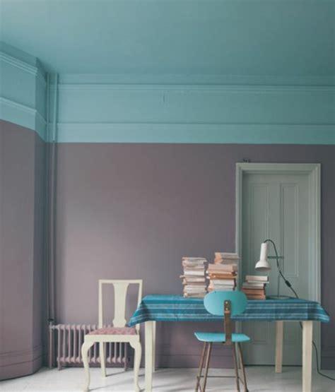schlafzimmer lila wand 50 pastell wandfarben schicke moderne farbgestaltung
