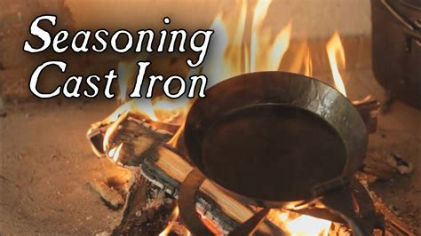season cast iron cookware  century cooking series se youtube