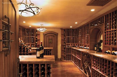 the ins and outs of wine cellar lighting hammerton