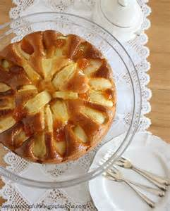 Low-Fat Apple Cake Recipe