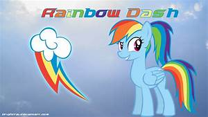 My Little Pony Friendship Is Magic Rainbow Dash Wallp