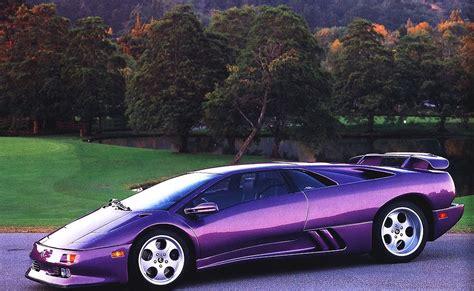 Lamborghini Diablo  Cool Car Wallpapers