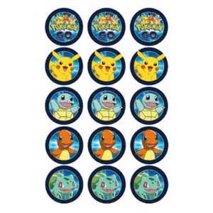 octonauts cake toppers go edible icing cupcake toppers x 15 kids themed