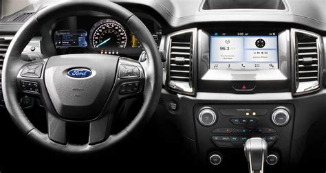 Ford Ranger Carplay Et B&o
