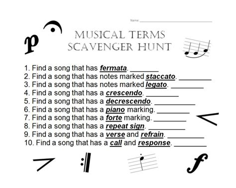 Glossary of classical music online and musical terms dictionary. We Music @ HSES! ♫: Musical Terms Centers