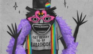 Walking Dead Dead Carpet by Here S How The Babadook Became A Symbol For Pride