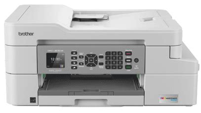 This download only includes the printer and scanner (wia and/or twain) drivers, optimized for usb or parallel interface. Brother MFC-J805DW Driver Software Download - Brother ...