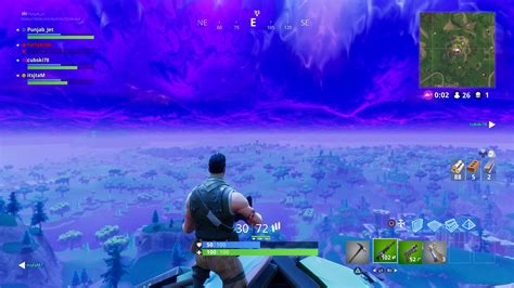 Fortnite Map View Computer Wallpaper 63031 1920x1080px