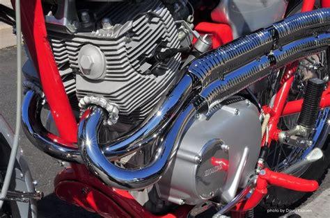 1966 Honda 305 Scrambler Engine