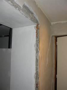 habiller mur apres avoir retire un bloc porte 10 messages With comment enlever un bloc porte