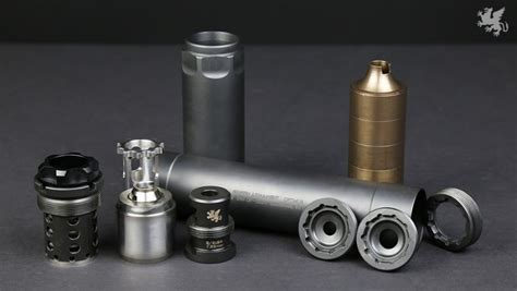 Universal Suppressor System From Griffin Armament