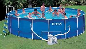 Pompe Piscine Intex 6m3 : intex cpiscine sequoia tubulaire habillage r sine cat gorie piscine gonflable ~ Mglfilm.com Idées de Décoration