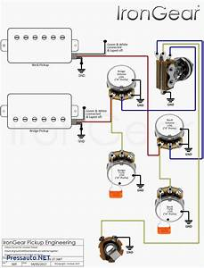 Unique Wiring Diagram For A Gibson Les Paul