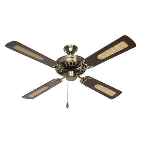 pedestal fan with remote hunter pacific majestic coolah ceiling fan 52 quot in antique