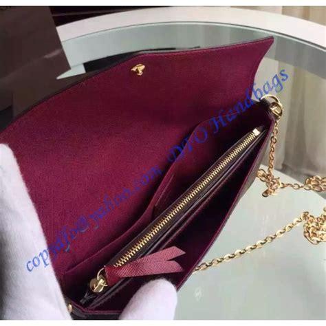 louis vuitton monogram canvas pochette felicie  luxtime dfo handbags