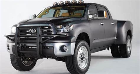 2019 Toyota Diesel Truck by 2019 Toyota Tundra Diesel Concept Trucks Suv Reviews