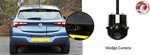 Vauxhall Astra K Reversing Rear View Camera Kit With Guidelines