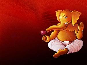 High-definition wallpapers of Lord Ganesha for your PC