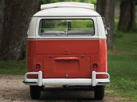 Volkswagen 21 Window Samba