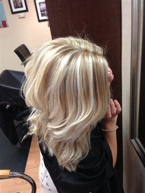 Cool Blonde With Lowlights Daisysalon Id Like This With