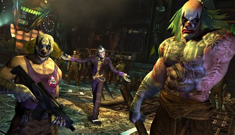 Batman Arkham City Game of the Year Edition Free Download ...