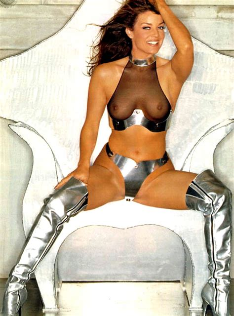 claudia christian its her birthday and shes naked your daily girl