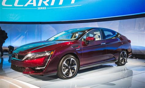 2018 Honda Clarity Electric And Plugin Hybrid Photos And