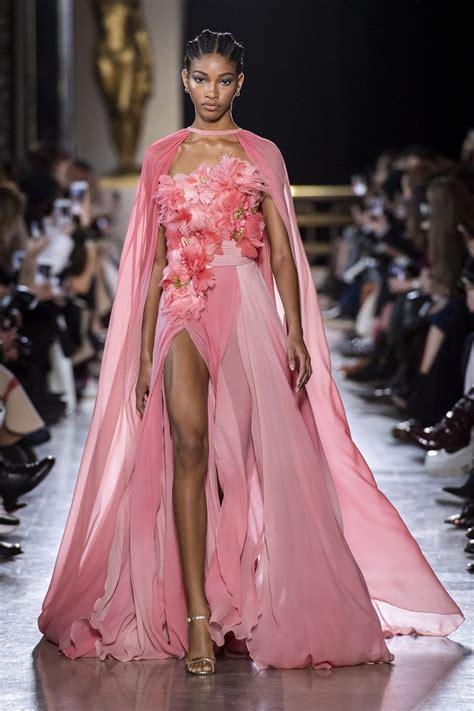 elie saab haute couture spring summer  vida paraiso