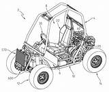 Rzr Polaris Patent Drawing Vector Coloring Patents Sketch Template Vehicle sketch template
